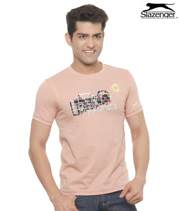 Slazenger Peppy Peach T-Shirt