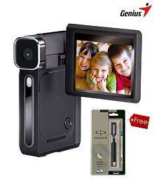 GENIUS-G-Shot Dv5131-Digital Video Camera (with Parker Vector Roller Pen worth Rs. 250)