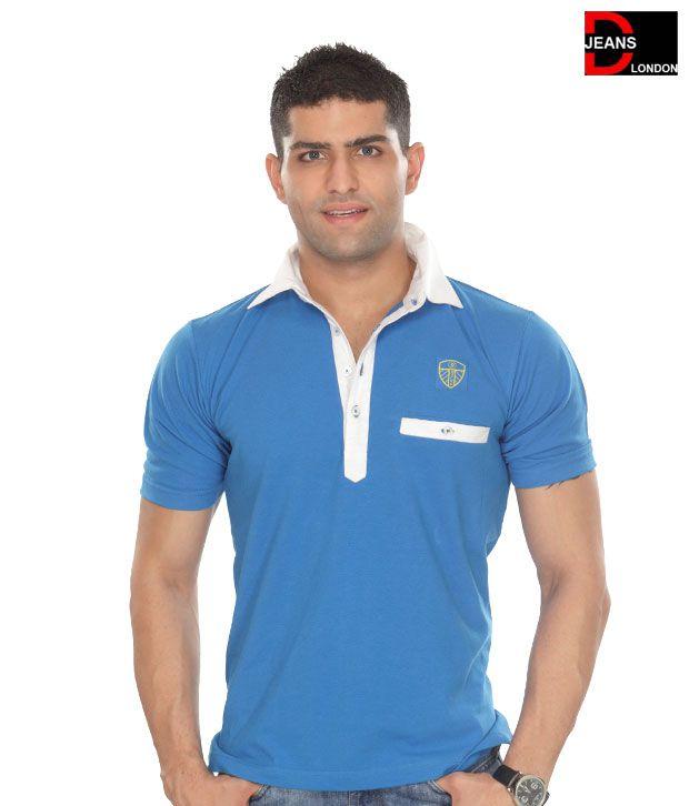 D-Jeans Blue T-Shirt