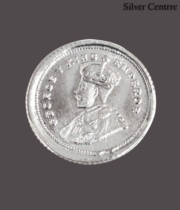 Silver Centrre King & Emperor George V Silver Coin - SC 109