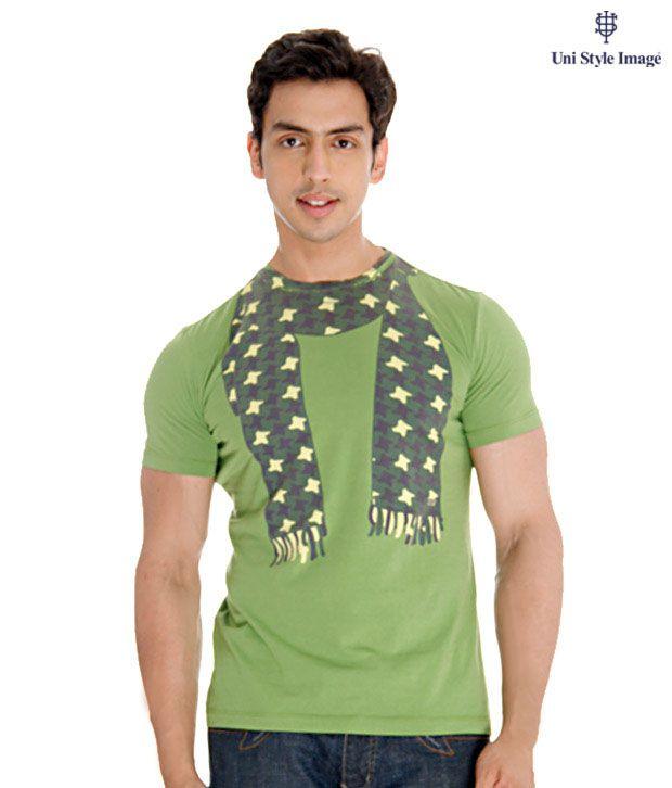 USI Green T-Shirt
