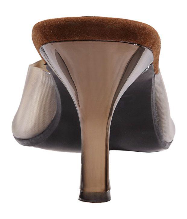 066ebb5a43 Catwalk Copper Pencil Heel Sandals Price in India- Buy Catwalk ...