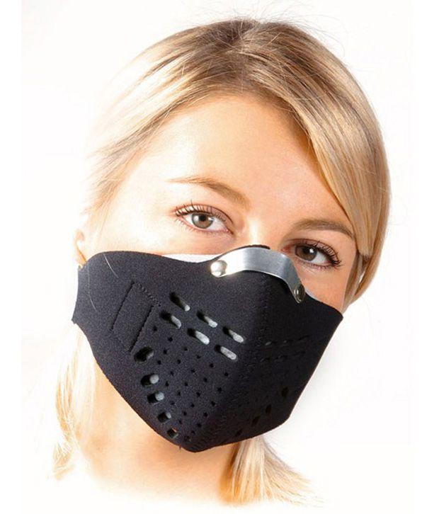 Motorbike Anti-Pollution Mask