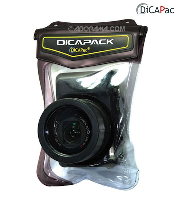 Dicapac WP-570 -Water Proof Case For Camera