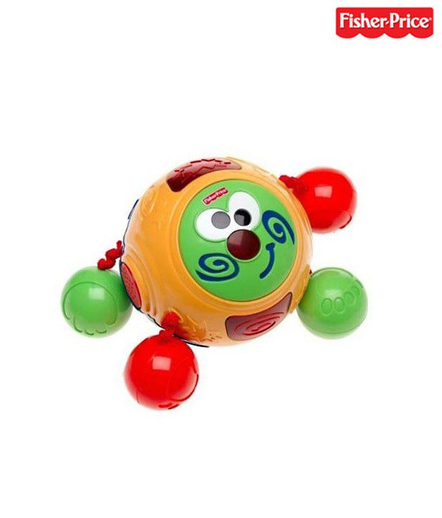 Fisher price touch crawl ball buy fisher price touch for Chaise 4 en 1 fisher price