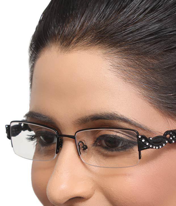 Extro Exotic Black Eyewear