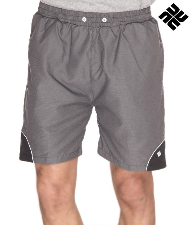 NU9 Trendy Grey Shorts