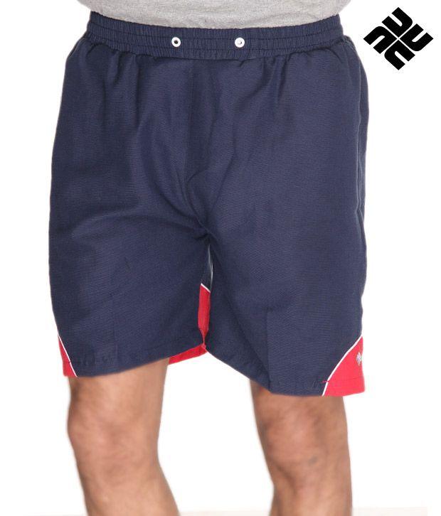 NU9 Trendy Blue Shorts