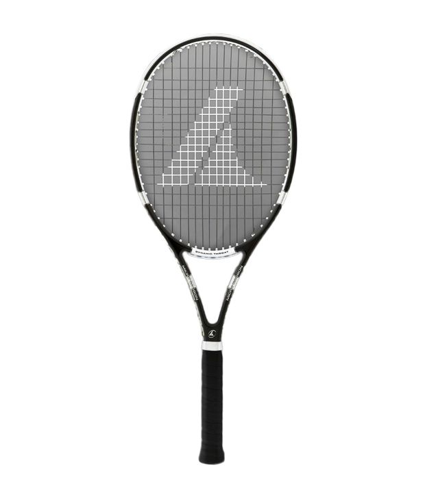 Prokennex Tennis Racket Pearl Ace White 4 3/8'' Grip With Fullcover