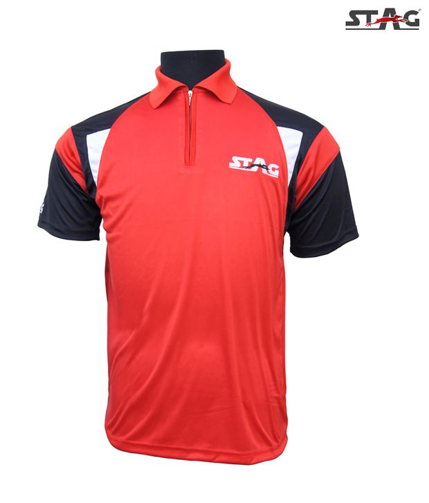 Stag Red Arrow Polo T-Shirt
