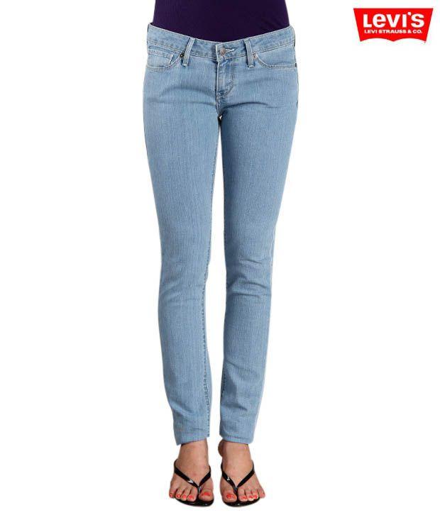 Buy Levis Slight Curve Skinny Jeans