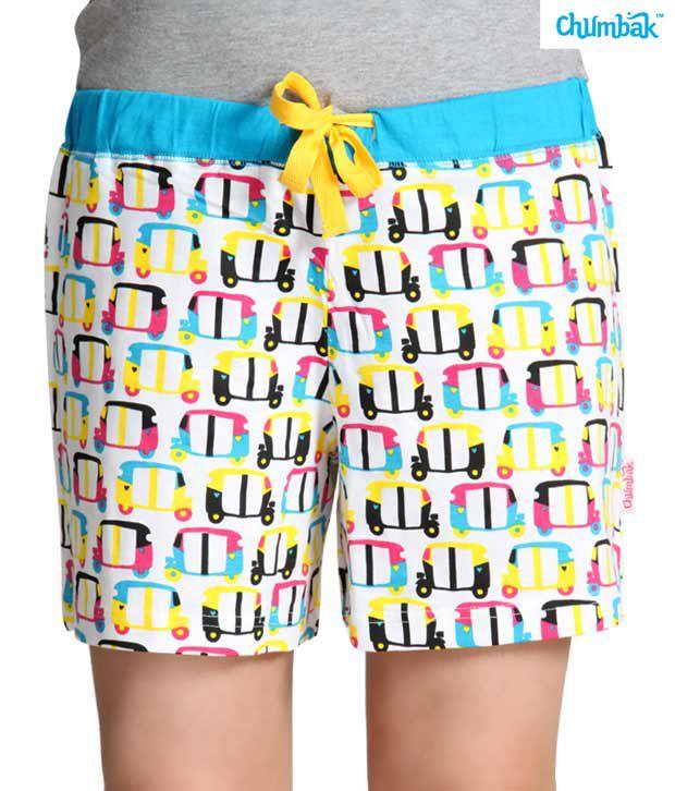 Chumbak Funky Auto Boxer Shorts