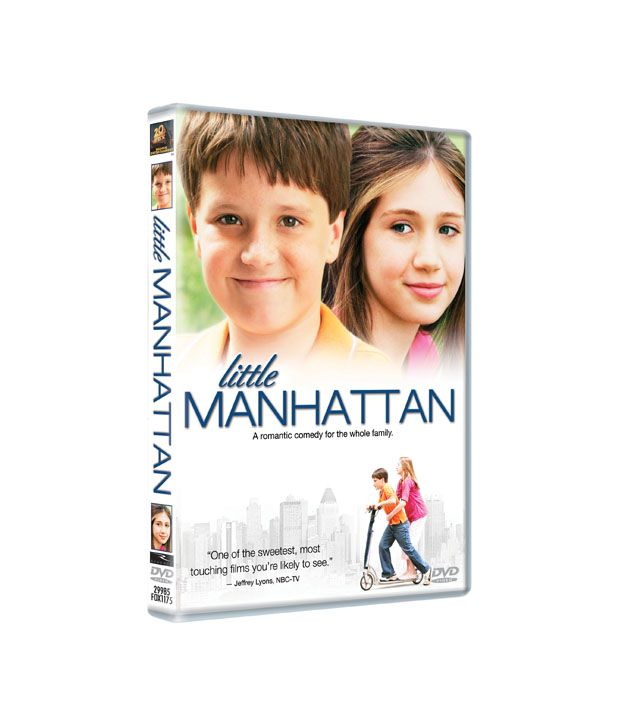 Little Manhattan (English) DVD