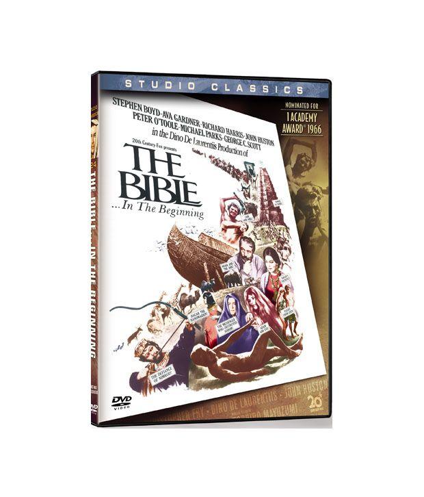 The Bible (English) DVD