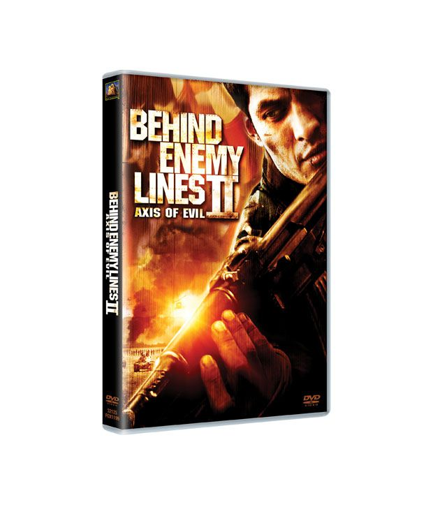 Behind Enemy Lines II: Axis of Evil (English) [DVD]