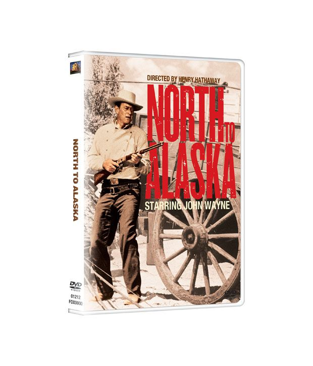 North to Alaska (English) DVD