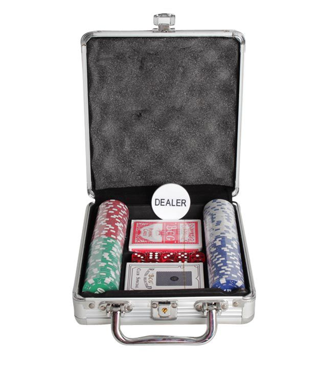 Poker Set (100 Chips)