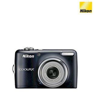 Nikon Coolpix L24 (Black)