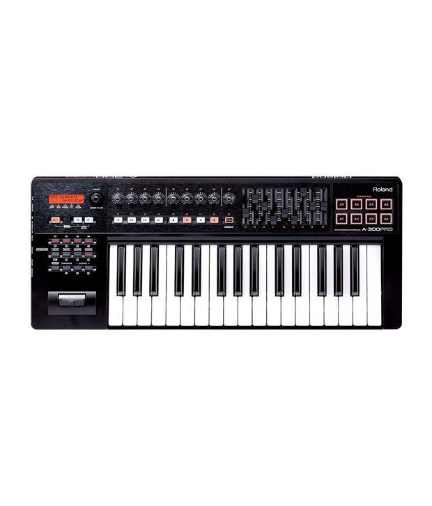 Roland A-300 PRO-R Midi   Keyboard