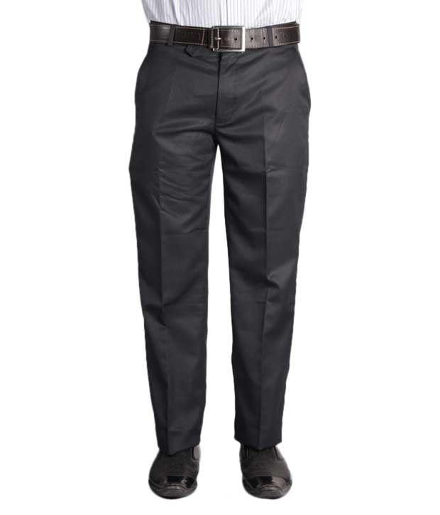 Jogur Classy Dark Blue Striped   Trouser
