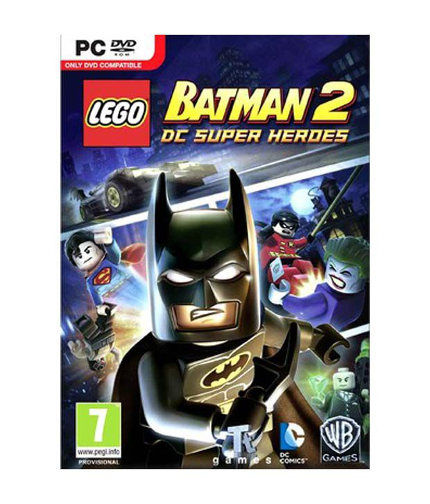 Buy Lego Batman PC Online at Best Price in India - Snapdeal