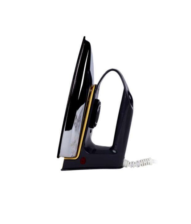 Crompton Greaves CG SD Dry Iron ( Black & Silver)