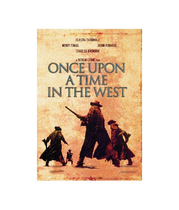 Once Upon A Time In The West: Once Upon A Time In The West (English)[DVD]: Buy Online At