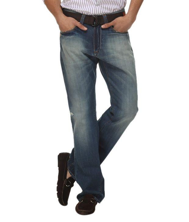 FREECULTR Elegant Blue Jeans
