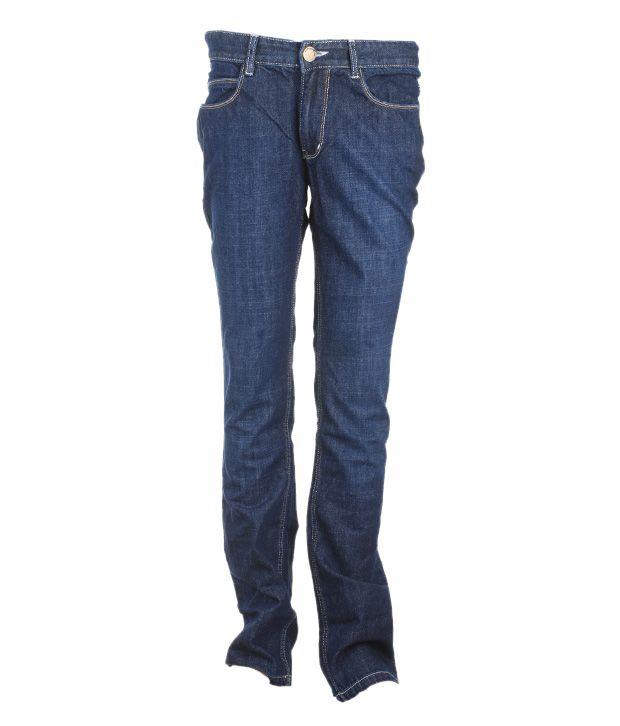 Numero Uno Shady Blue Jeans
