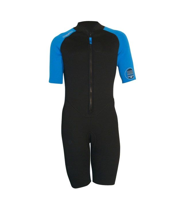 Tribord Shorty D 100 Men's Diving Water Wet Suits (Below 24 Degrees) 8167521