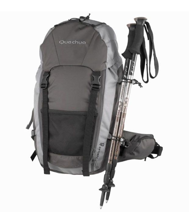 94fbf7272c12 Quechua Forclaz 40 Hiking Travel Backpack 1339593 - Buy Quechua Forclaz 40  Hiking Travel Backpack 1339593 Online at Low Price - Snapdeal