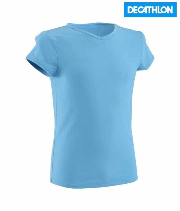Domyos RESPI Jr. Fitness T shirt 8200885