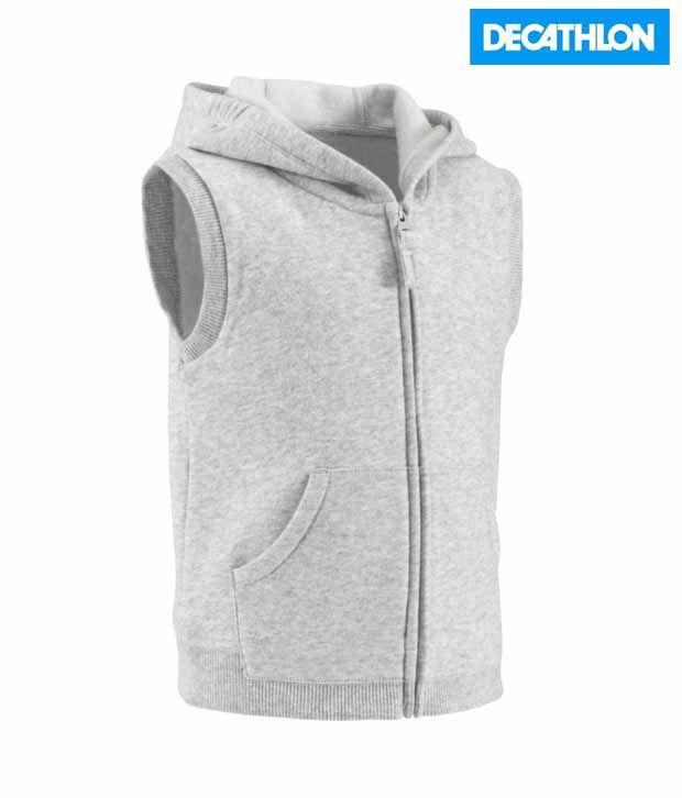 Domyos Sleeveless Fitness Hoodie 8201467