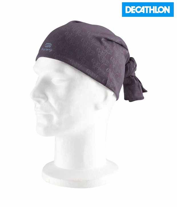 Kalenji X Purpose Grey Running Headband 8216086