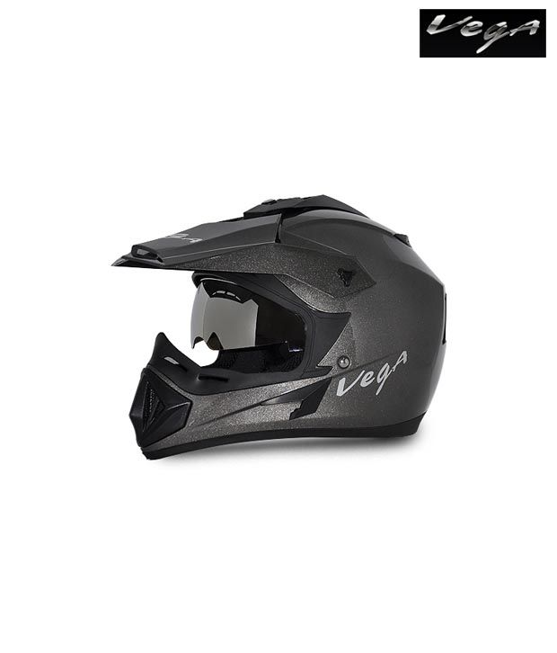 Vega Helmet - Off Road (Anthracite Grey)