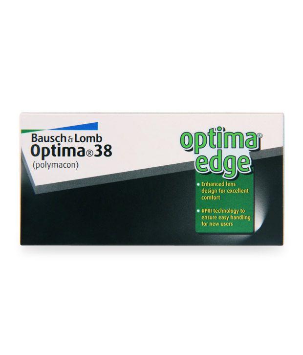 Bausch & Lomb Optima 38 (1 box)