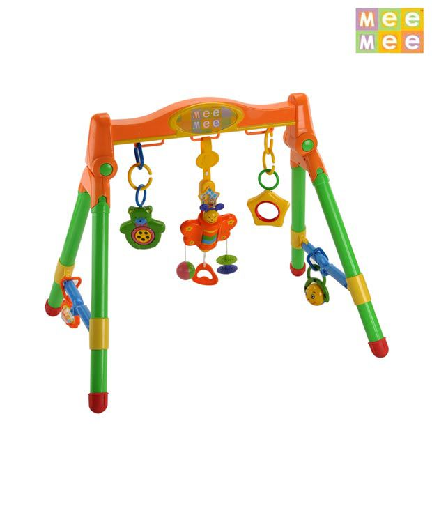 mee mee baby musical play gym with light buy mee mee baby musical play gym with light online. Black Bedroom Furniture Sets. Home Design Ideas