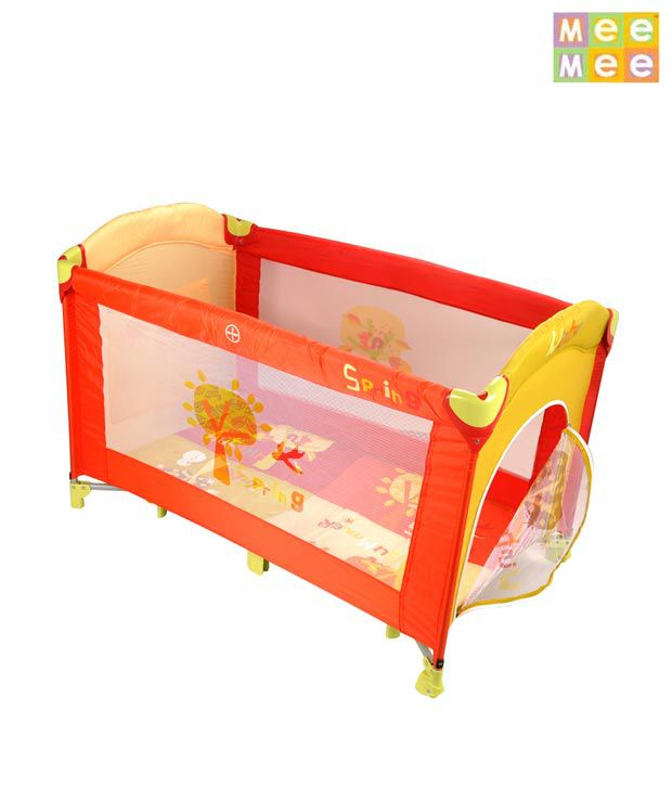 Mee Mee Baby Play Pen_Blue