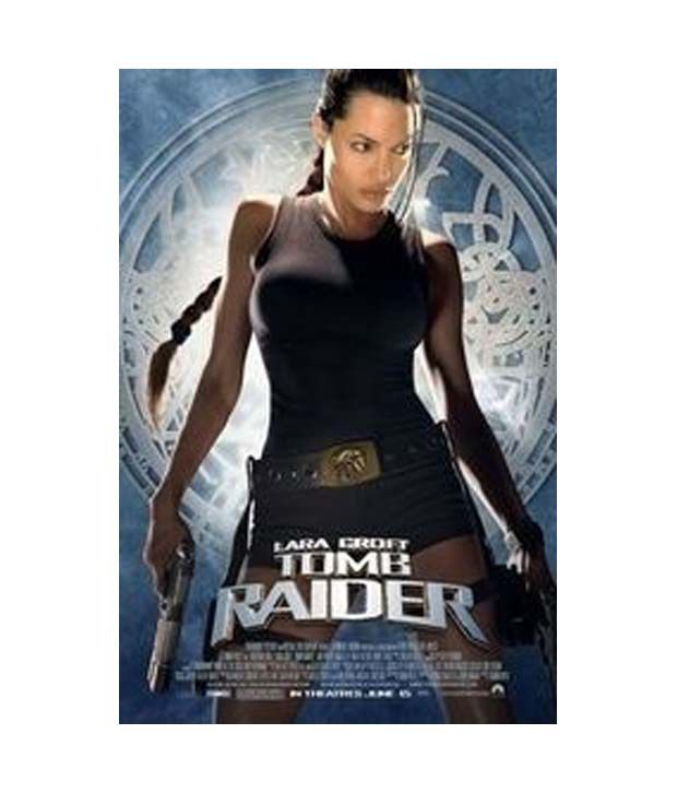 Lara Croft Tomb Raider Hindi Vcd Buy Online At Best Price In India Snapdeal