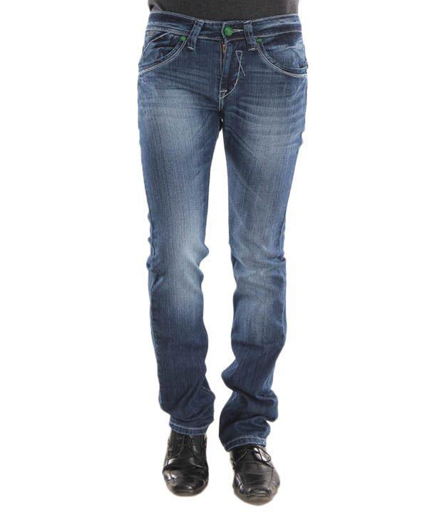 Lemax Dashing Blue Men's Jeans