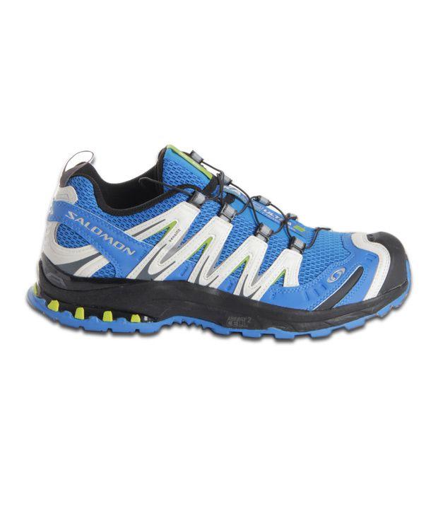 meilleur site web c7905 698bc Salomon XA Pro 3D Ultra 2 Blue Running Shoes - Buy Salomon ...