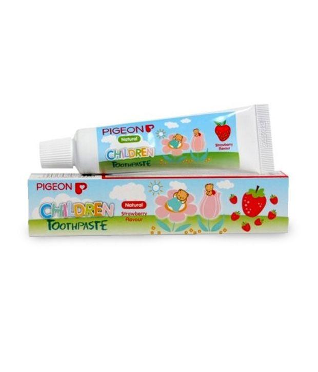 Pigeon Children's Toothpaste