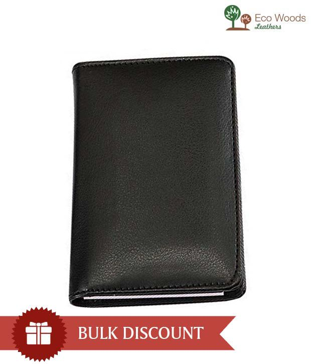 Eco Woods Leathers Pocket Folder (PI-655) (Pack of 10 pcs)