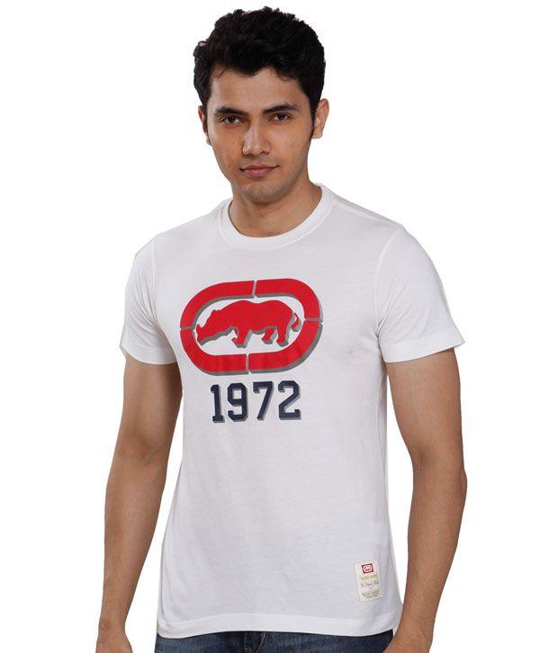 Ecko Classic White T-Shirt