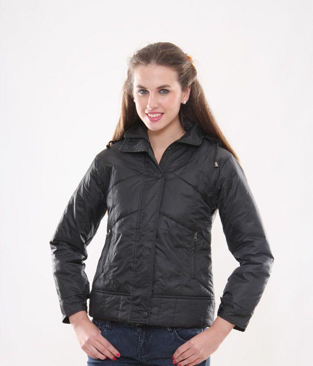 Fort Collins Splendid Black Jacket