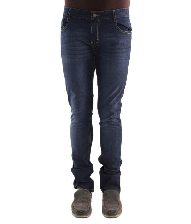 Jogur Cool Dark Blue Men's  Jeans