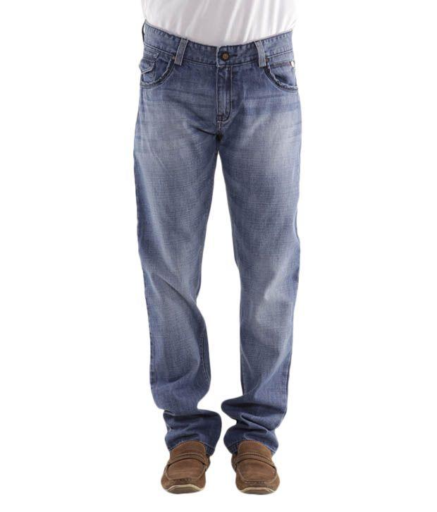 Jogur Cool Light Blue Slim Fit   Jeans