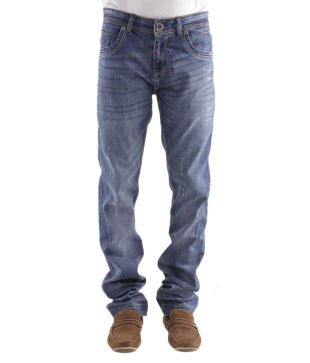 Jogur Light Blue Slim Fit Jeans