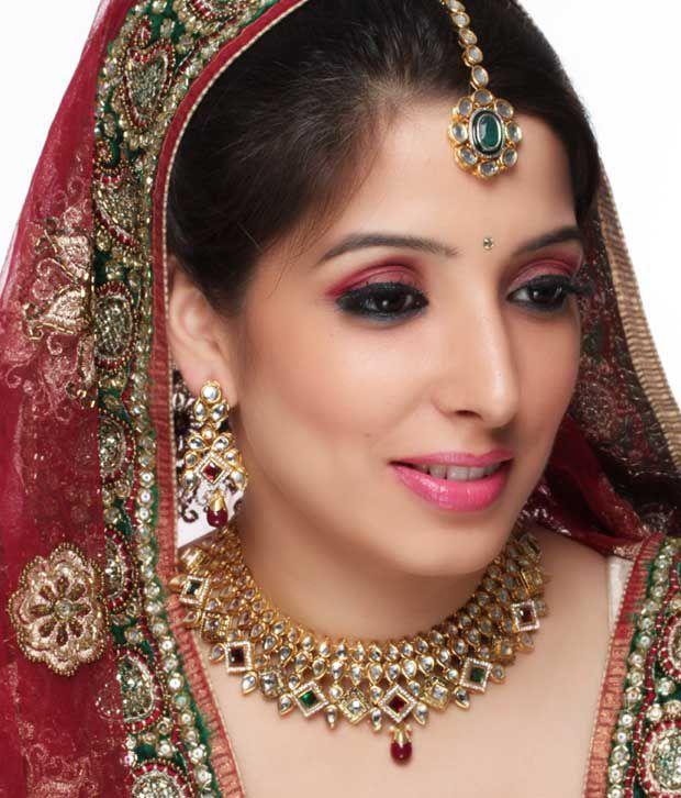 Diva Art Classy Kundan Bridal Set