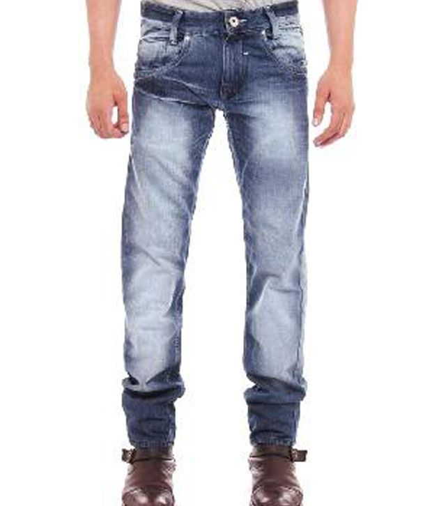 Luck by Chance Designer Blue Jeans